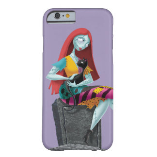 Nightmare Before Christmas | Sally & Cat Sitting Barely There iPhone 6 Case