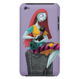 Nightmare Before Christmas | Sally & Cat Sitting iPod Case-Mate Case