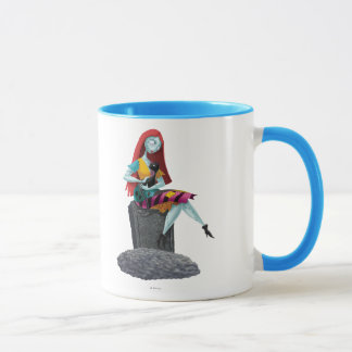 Nightmare Before Christmas | Sally & Cat Sitting Mug