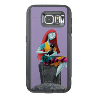 Nightmare Before Christmas | Sally & Cat Sitting OtterBox Samsung Galaxy S6 Case