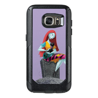 Nightmare Before Christmas | Sally & Cat Sitting OtterBox Samsung Galaxy S7 Case