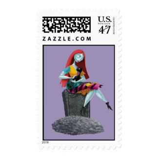 Nightmare Before Christmas | Sally & Cat Sitting Postage