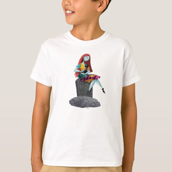 Nightmare Before Christmas | Sally & Cat Sitting T-Shirt