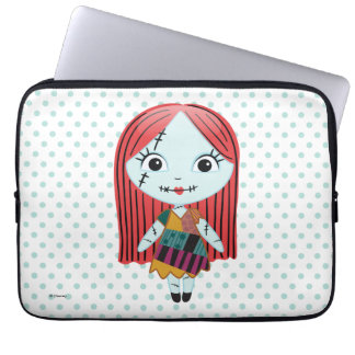 Nightmare Before Christmas | Sally Emoji Computer Sleeve