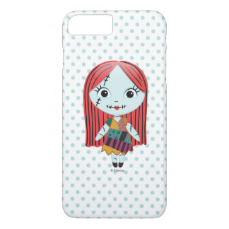 Nightmare Before Christmas | Sally Emoji iPhone 7 Plus Case