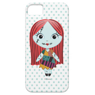 Nightmare Before Christmas | Sally Emoji iPhone SE/5/5s Case