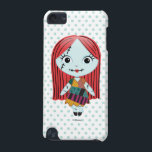"Nightmare Before Christmas | Sally Emoji iPod Touch 5G Cover<br><div class=""desc"">Express yourself with this super cute Sally Emoji</div>"