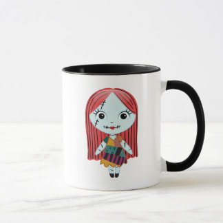 Nightmare Before Christmas | Sally Emoji Mug