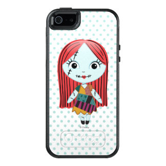 Nightmare Before Christmas | Sally Emoji OtterBox iPhone 5/5s/SE Case
