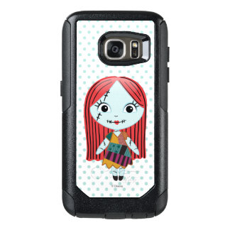 Nightmare Before Christmas | Sally Emoji OtterBox Samsung Galaxy S7 Case