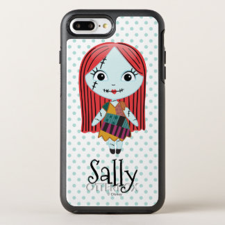 Nightmare Before Christmas | Sally Emoji OtterBox Symmetry iPhone 7 Plus Case
