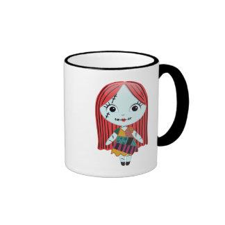 Nightmare Before Christmas | Sally Emoji Ringer Mug