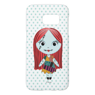 Nightmare Before Christmas | Sally Emoji Samsung Galaxy S7 Case