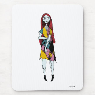 Nightmare Before Christmas Sally standing Mouse Pad