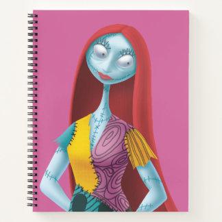 Nightmare Before Christmas   Sally Standing Notebook