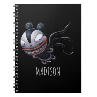 Nightmare Before Christmas   Scary Teddy Notebook