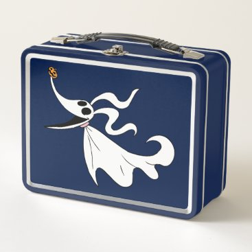 Halloween Themed Nightmare Before Christmas | Zero Metal Lunch Box