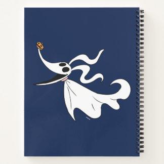 Nightmare Before Christmas   Zero Notebook