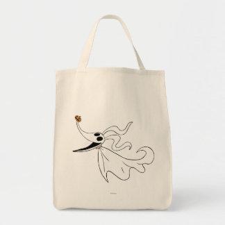 Nightmare Before Christmas | Zero Tote Bag