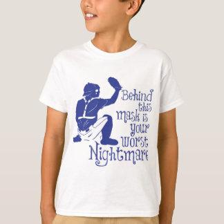 Nightmare, BLUE T-Shirt