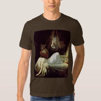 Nightmare By Füssli Johann Heinrich (Best Quality) Shirt