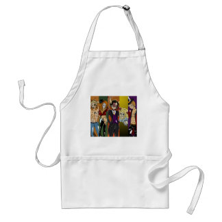 Nightmare Circus Adult Apron