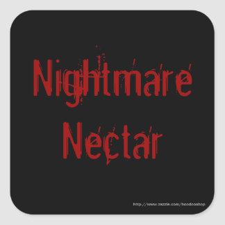 Nightmare Nectar Labels for your Hoodoo Oils
