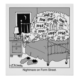 Nightmare on Form Street Poster