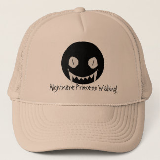 Nightmare Princess Walking! Trucker Hat