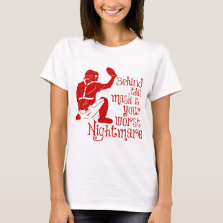 Nightmare, red T-Shirt