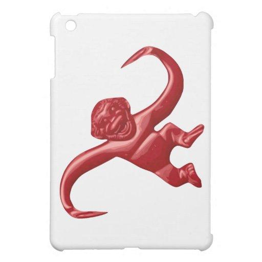 Nightmare Retro Toy Monkey iPad Mini Covers