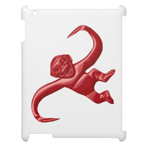 Nightmare Retro Toy Monkey Cover For The iPad