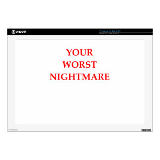 NIGHTMARE SKIN FOR LAPTOP