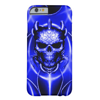 Nightmare Spectral Skull Barely There iPhone 6 Case