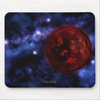 Nightmare System Mouse Pad