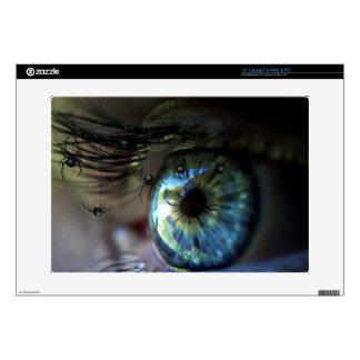 NIGHTMARE VIEW! (eye - spider dream) ~ Laptop Skins