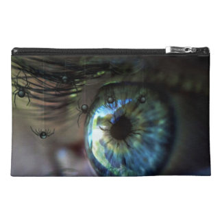 NIGHTMARE VIEW! (eye - spider dream) ~ Travel Accessory Bags