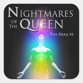 Nightmares of the Queen sticker