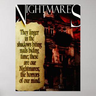 Nightmares Poster Version 1