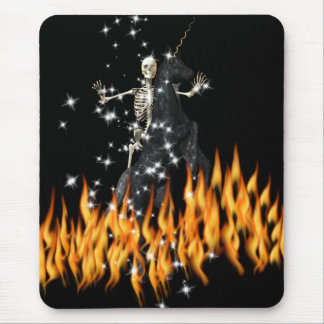 NIGHTRIDER MOUSE PAD