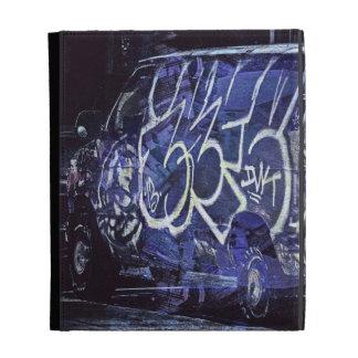 NightRider truck Graffti's the Mission District iPad Folio Case
