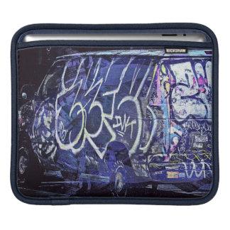 NightRider truck Graffti's the Mission District iPad Sleeves