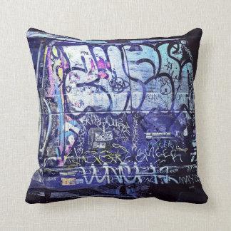NightRider truck Graffti's the Mission District Pillows