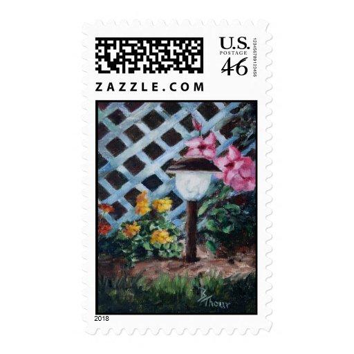 Nights Garden Postage Stamps
