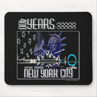 """""""NIGHTS"""" (Neon) Mouse Pad"""