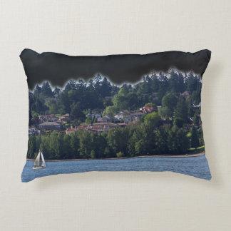 Nightsail Decorative Pillow