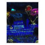 Nightscape Membrete A Diseño