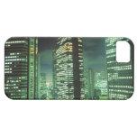 Nightscape, Shinjuku, Tokio, Japón iPhone 5 Carcasas