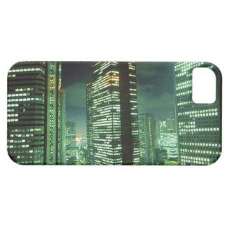 Nightscape, Shinjuku, Tokyo, Japan iPhone 5 Cases