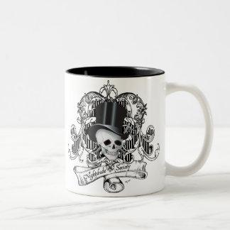 Nightshade Society Two-Tone Coffee Mug